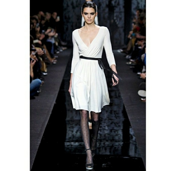 db31f53cc856 Diane Von Furstenberg Dresses   Dvf Seduction Wrap Dress Free Gift ...